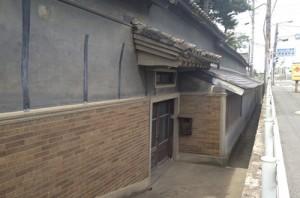 解体前の旧宅
