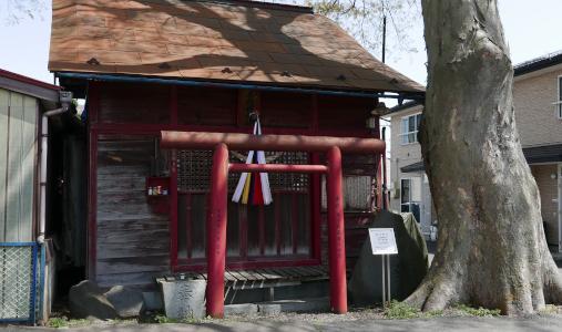 高屋稲荷神社